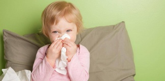 How long does the flu last in children