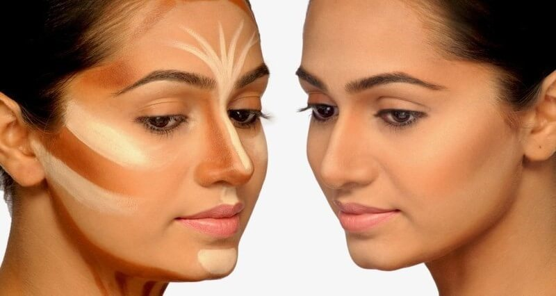 How To Contour Your Face Makeup – Step By Step