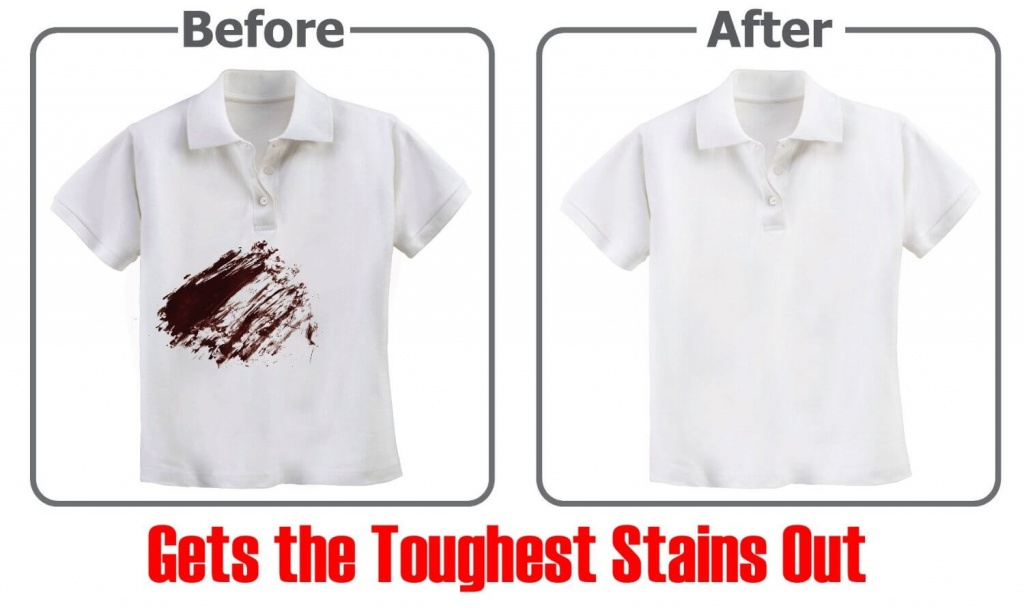 How to get blood out of clothes fast