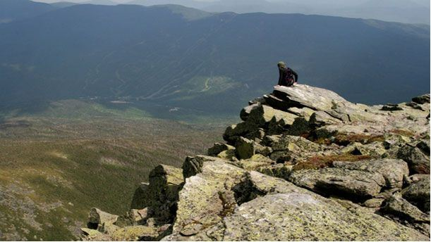 Huntington Ravine Headwall, New Hampshire - Dangerous Place In The World