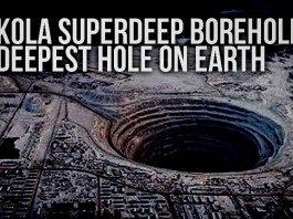 Kola Superdeep Borehole - Deepest Hole Ever Drilled