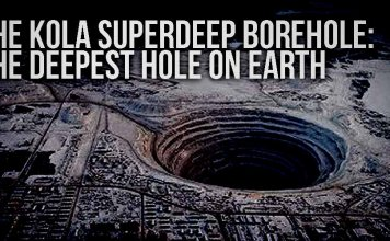 Kola Superdeep Borehole - Deepest Hole Ever Drilled