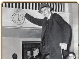 Robert Pershing Wadlow 1