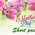 short mothers day poems