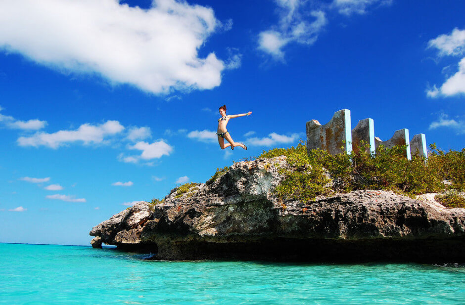 35 Places To Swim In The World's Clearest Water-Cayo Coco, Cuba