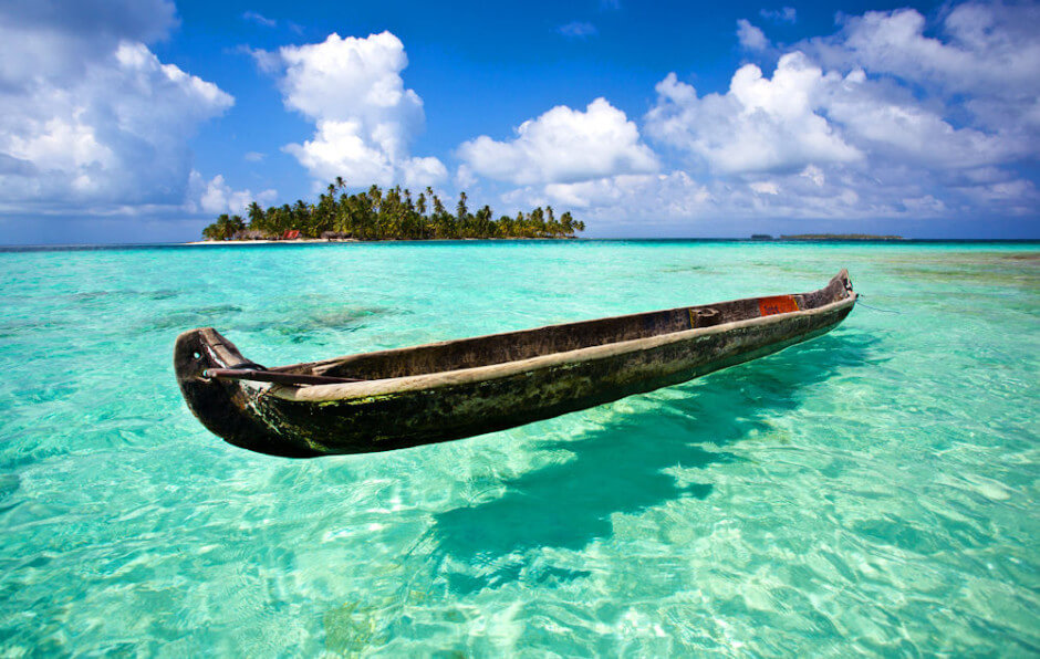 35-Places-To-Swim-In-The-Worlds-Clearest-Water-Dog-Island-San-Blas-Panama