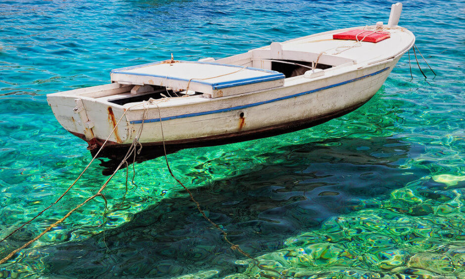 35 Places To Swim In The World's Clearest Water-Primosten, Croatia
