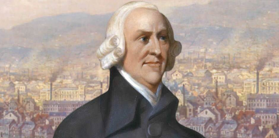 Adam Smith - Oxford University Notable Alumni