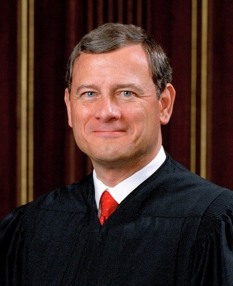 Chief justice of the United States, John G. Roberts