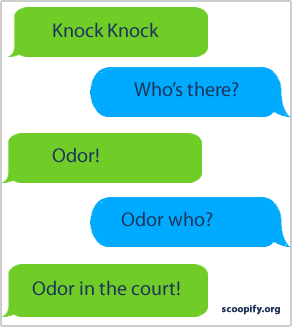 Knock Knock job Jokes