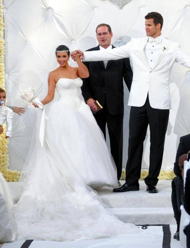Kris Humphries - Kim Kardashian Wedding