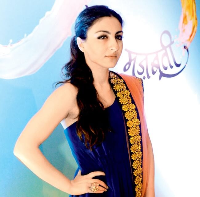 Oxford University Notable Alumni Soha Ali khan