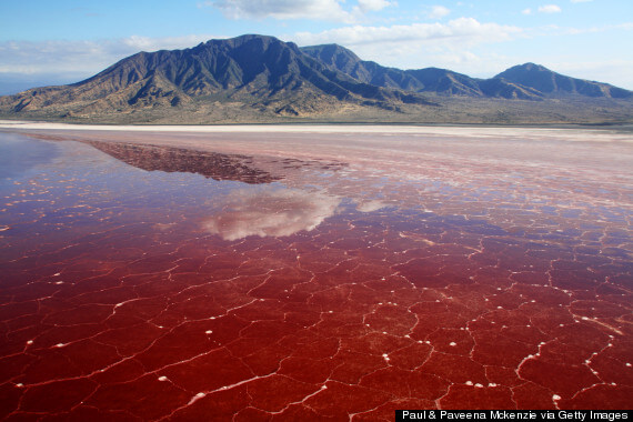 The Most Beautiful Places In The World You Didn't Know Existed-LAKE NATRON