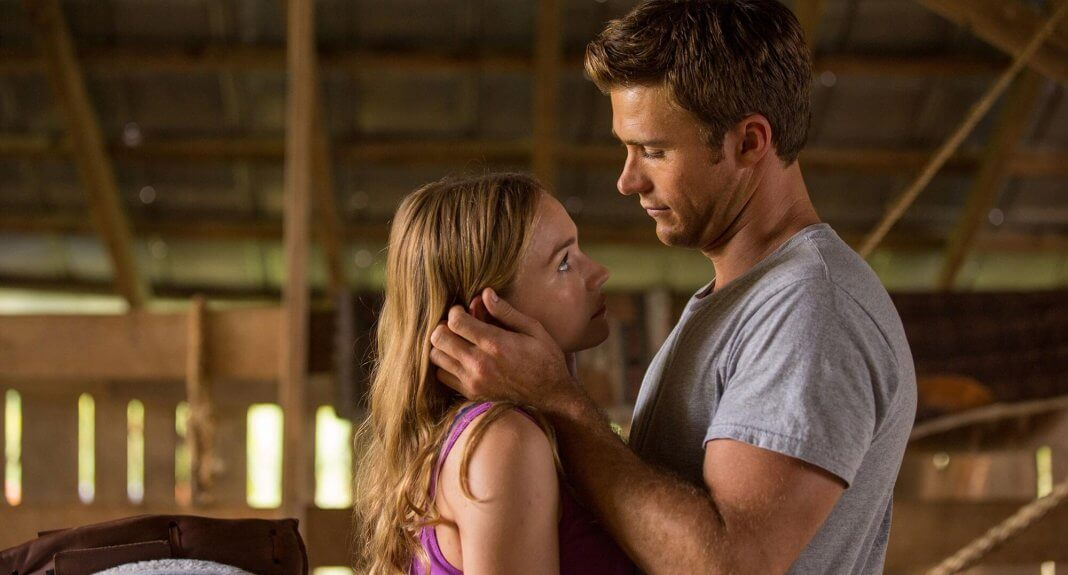 The longest ride Movie Will Make you Cry