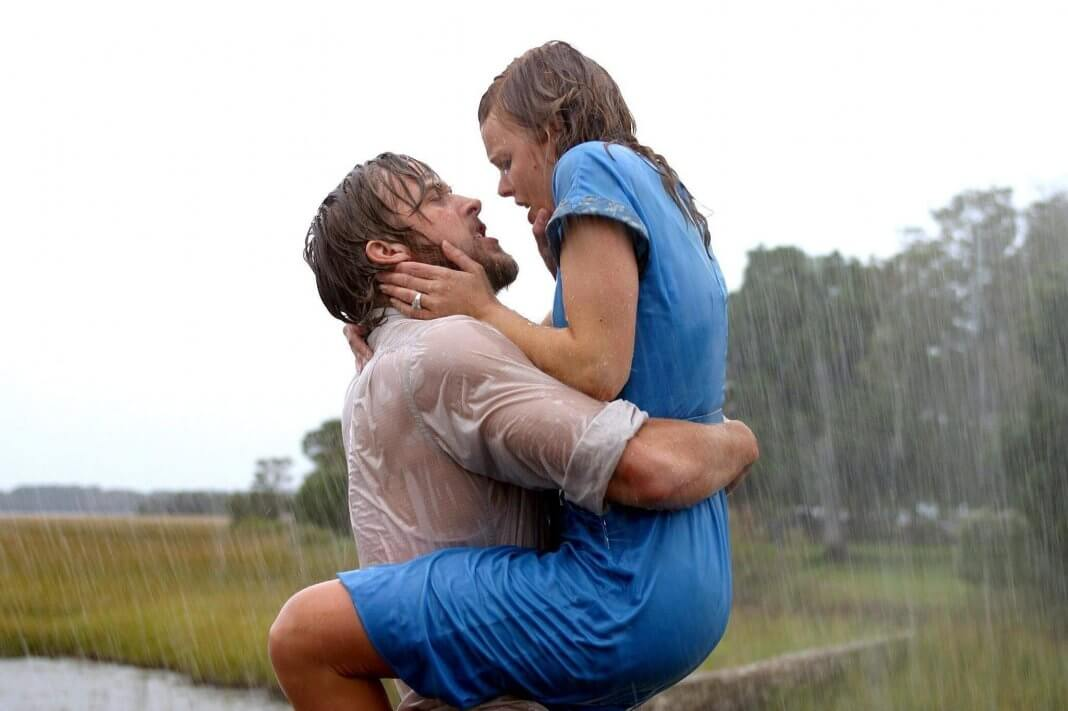 The notebook Movie That Will Make Cry
