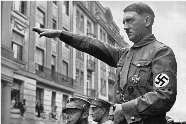 the early life and journey of adolf hitler to power Find out more about adolf hitler with these 10 facts learn more about adolf hitler's life and times with the nazis seize power even while hitler was in.