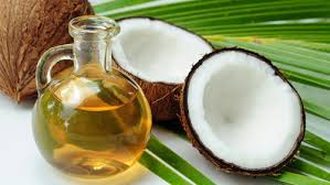 coconut and honey to get rid of dandruff