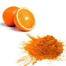 orange peel pack to get rid of dandruff