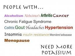 Health Benefits of Potassium Foods