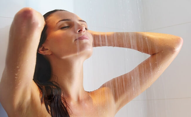 Hot Shower Get Rid Of A Stuffy Nose