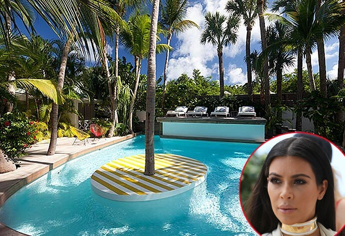 Kim Kardashian net worth mansion