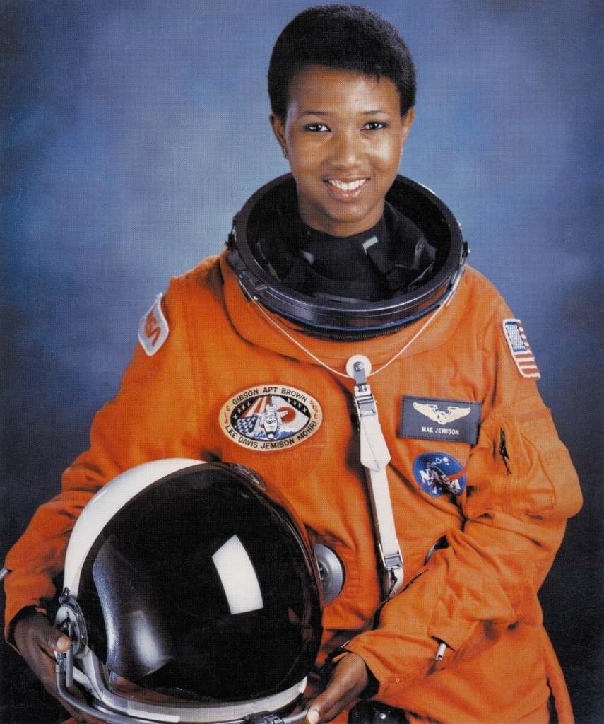 Stanford University Notable Alumni Mae C. Jemison