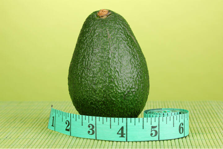 Avocado calories And Belly Fat
