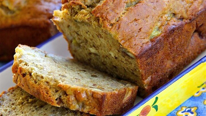 How Many Calories In A Banana Bread