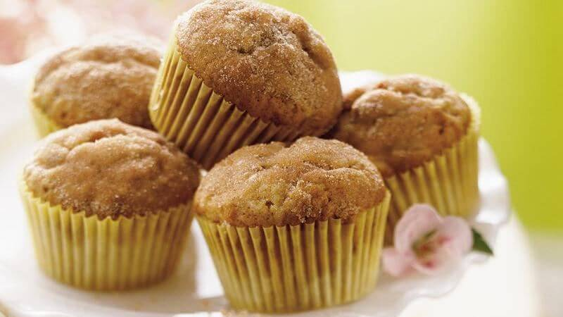 How Many Calories In A Banana Muffin