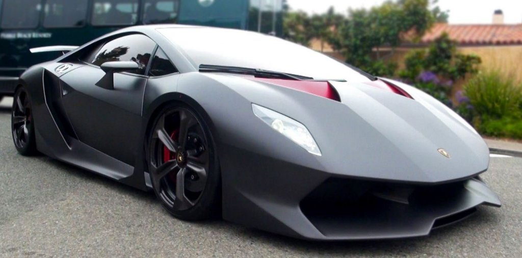 Lamborghini Sesto Elemento expensive car in the world