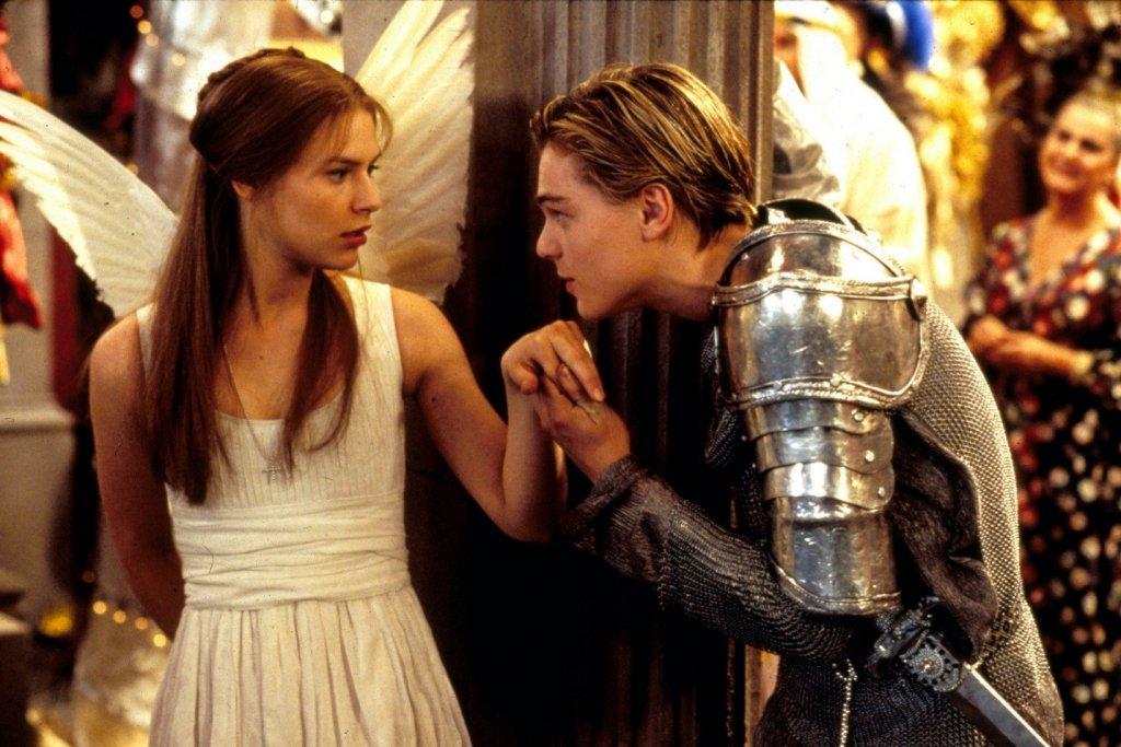 Leonardo DiCaprio Claire Daniels