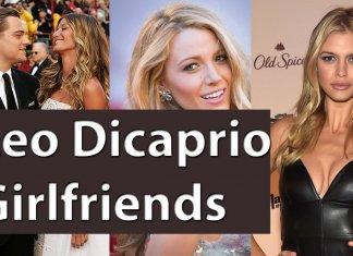 Leonardo DiCaprio Girlfriends