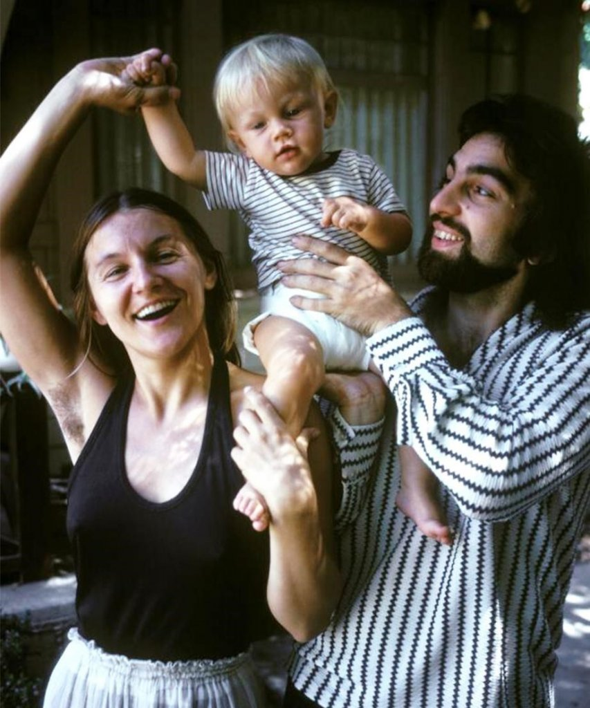 Leonardo DiCaprio Parents