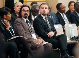 Leonardo DiCaprio father