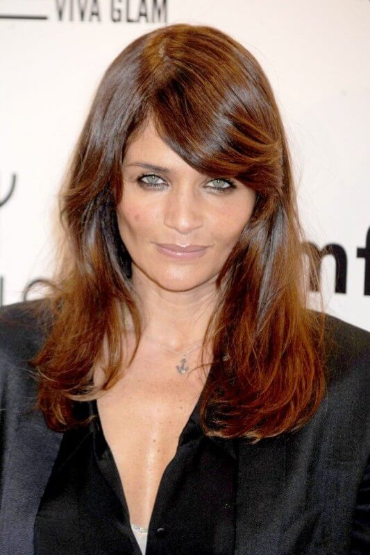 Leonardo Dicaprio Girlfriend Helena Christensen