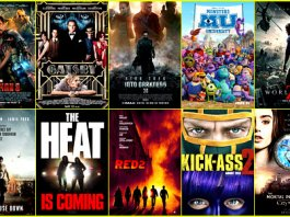 List Of 2013 Action Movies
