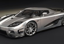 world's most expensive car The Koenigsegg CCX