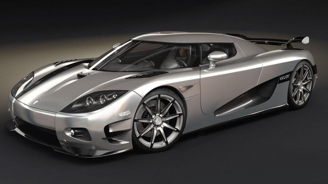 Koenigsegg Ccxr Trevita >> Top 10 Most Expensive Cars In The World