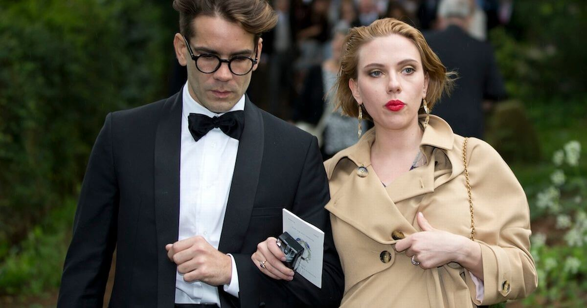 Scarlett Johansson Husband Baby Net Worth Scoopify