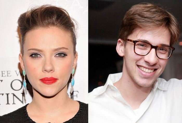 Scarlett Johansson Twin Brother