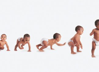 When do babies Crawl & Start Walking