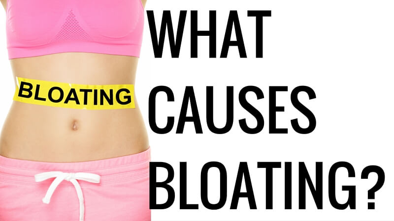 Factors That Cause Bloating