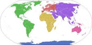 supercontinents