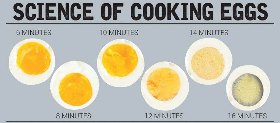 How Long Do You Boil Eggs – Exact Time Needed For Boiling An Egg