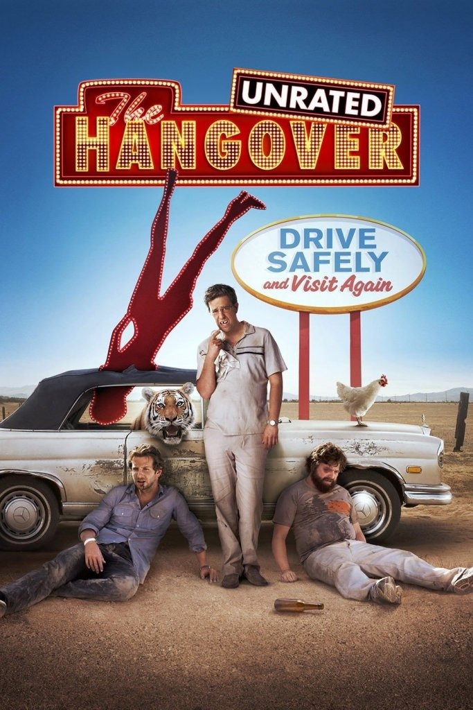 List of 2009 comedy Hollywood films-hangover