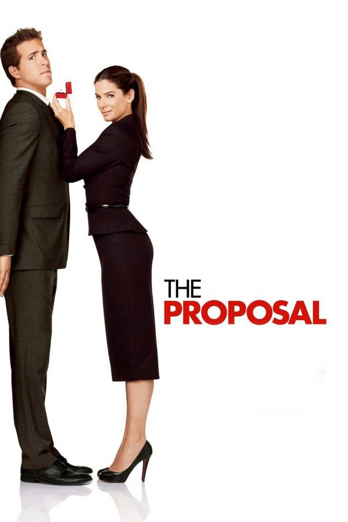 List of 2009 comedy Hollywood films-the proposal