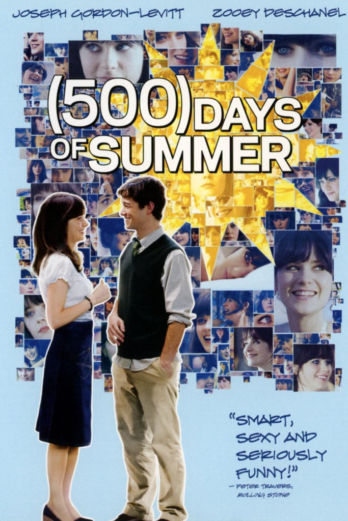 List of 2009 comedy Hollywood films 500 days of summer