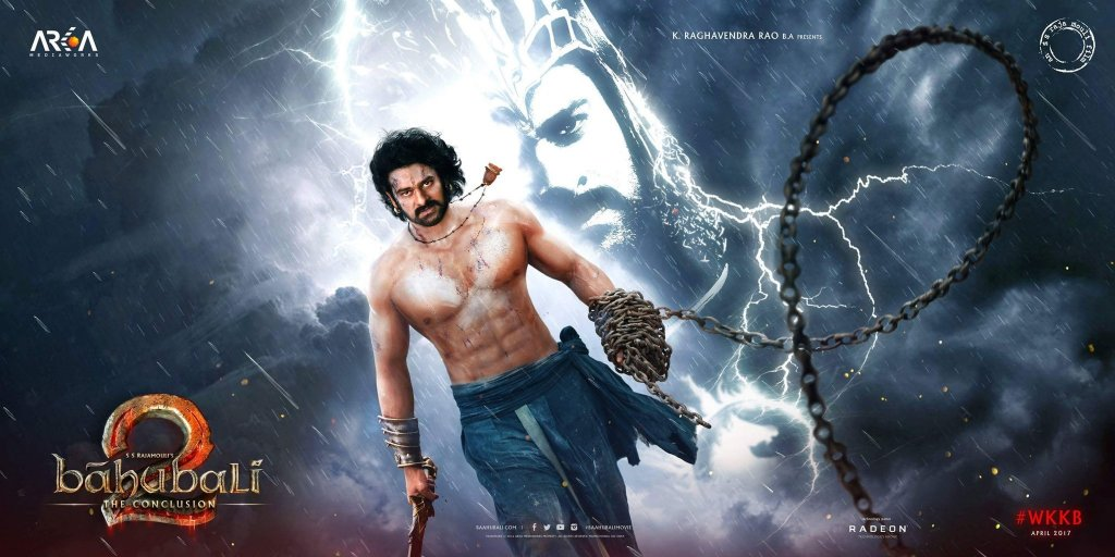 Baahubali 2 The Conclusion (Releasing on 28th April 2017) Upcoming Bollywood Movies Baahubali 2 The Conclusion