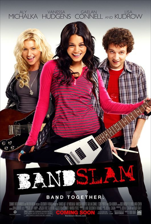 List of 2009 comedy Hollywood films - bandslam
