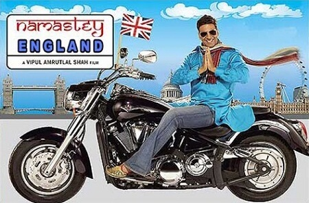 Upcoming Bollywood Movies Namastey England (2017)